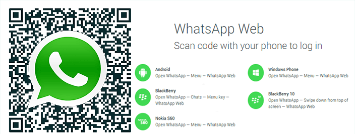 Whatsapp on your PC or Laptop